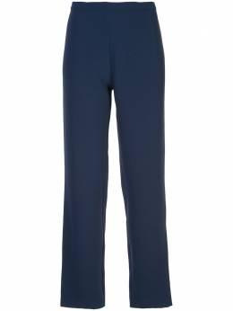 Natori креповые брюки прямого кроя H87213N