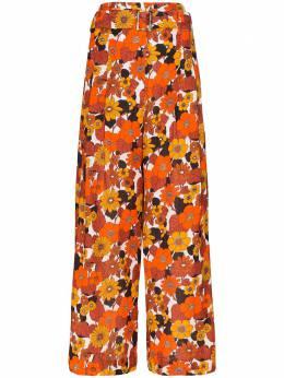 Dodo Bar Or брюки Gigi с цветочным принтом DBO1120