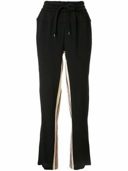 No. 21 спортивные брюки со вставками 20EN2M0B1215111
