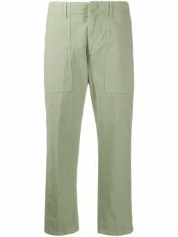 Dondup укороченные брюки с завышенной талией DP498RS0035PT4S