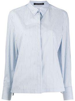 Luisa Cerano рубашка в полоску с завязками 2181792405