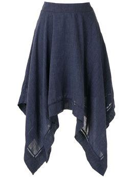 Olympiah юбка миди Violette 120131