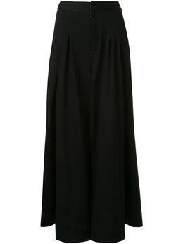 Maison Mihara Yasuhiro юбка макси с завышенной талией B04SK563