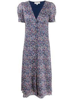 MICHAEL Michael Kors платье с принтом MS08ZK1E4J