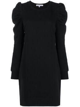 Rebecca Minkoff платье-свитер со сборками H19807013