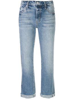Mother укороченные джинсы средней посадки 1036313TMI