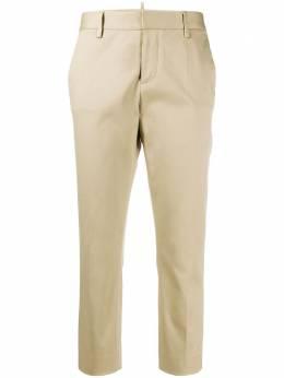 Dsquared2 укороченные брюки чинос скинни S75KB0098S39021