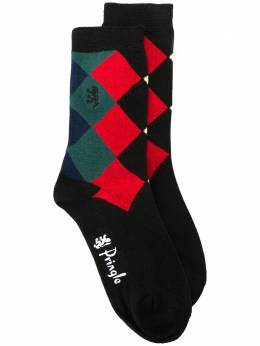 Pringle Of Scotland носки Reissued Classic Argyle UCH015