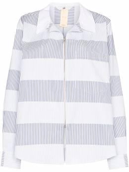 Eytys куртка-рубашка Daytona в полоску DYSNB