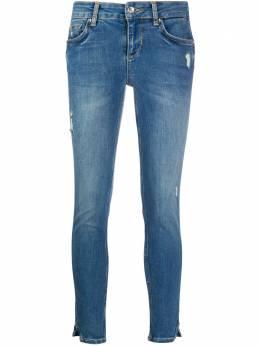 Liu Jo джинсы скинни с заниженной талией UA0012D4439