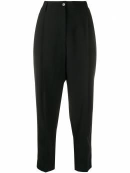 Piazza Sempione укороченные брюки строгого кроя PP034P0
