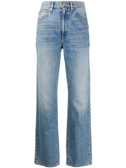Slvrlake джинсы прямого кроя LNDJ707SSF