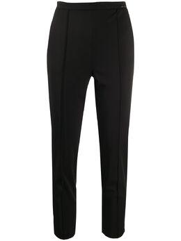 Elisabetta Franchi укороченные брюки кроя слим PA06801E2