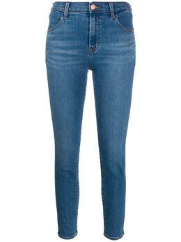 J Brand джинсы скинни средней посадки JB001925D