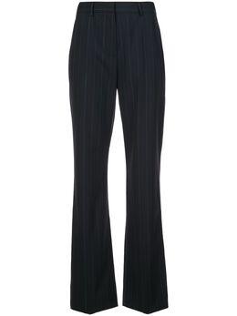 M Missoni расклешенные брюки в тонкую полоску 2DI001122W002V