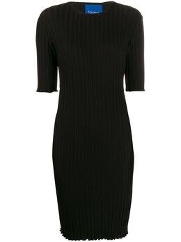Simon Miller платье мини Capo в рубчик W4144042