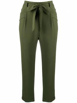 Liu Jo укороченные брюки с завышенной талией WA0061T5809