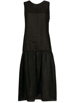 Joseph платье миди без рукавов с заниженной талией JF004021