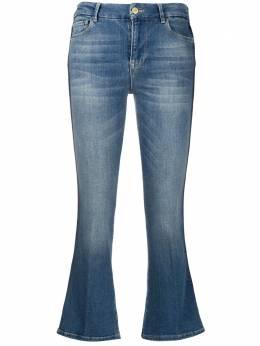 Frame расклешенные джинсы средней посадки LCMBRT793