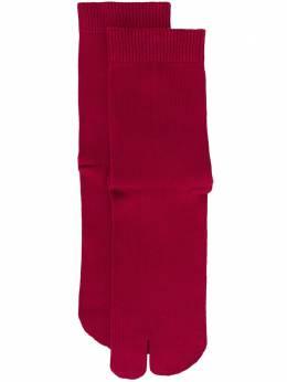 Maison Margiela носки Tabi S29TL0042S17357
