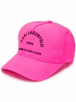 Karl Lagerfeld бейсболка Rue St Guillaume 201W3419513