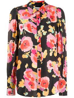 Essentiel Antwerp рубашка с цветочным принтом VILEDA