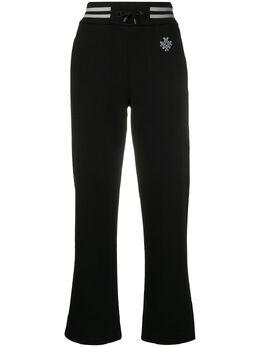Mr & Mrs Italy спортивные брюки с логотипом XJG0109