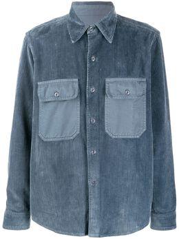 Ami Paris вельветовая рубашка P20HC303209