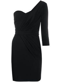Elisabetta Franchi платье на одно плечо AB17801E2