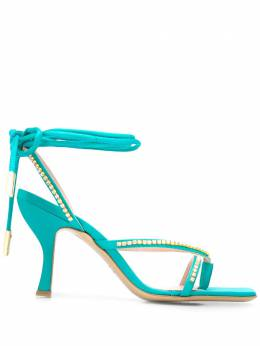 Gia Couture босоножки Hayley с открытым носком HAYLEYA1041