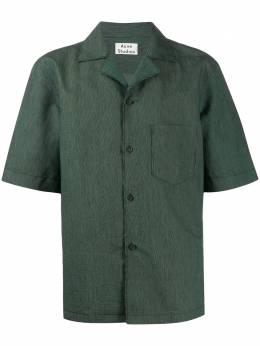 Acne Studios рубашка с заостренным воротником BB0187