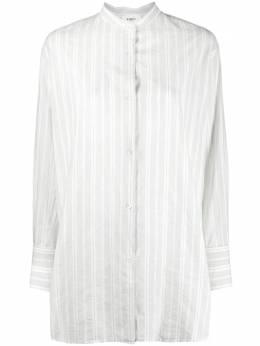 Barena рубашка в тонкую полоску с длинными рукавами CAD27082559