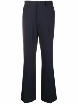 Etro широкие брюки строгого кроя 133411607
