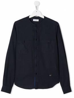 Paolo Pecora Kids рубашка без воротника PP2242