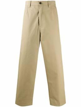 Acne Studios зауженные брюки чинос BK0258