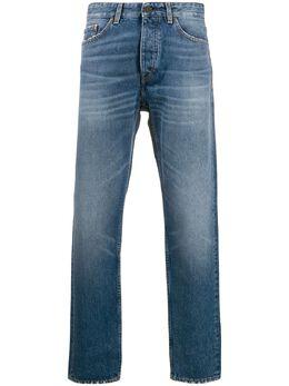 Tiger Of Sweden джинсы с эффектом потертости NIX