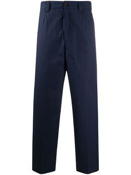 Acne Studios зауженные брюки чинос BK0236