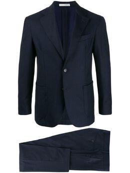 0909 костюм-двойка с однобортным пиджаком AFS030T1170U697
