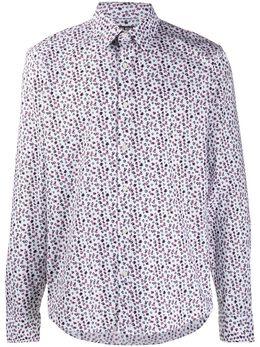 Michael Kors рубашка с цветочным принтом CS04CK482H