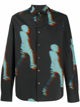 Paul Smith рубашка с графичным принтом M1R006LA01047