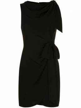 Cinq A Sept платье мини Nanon с бантом ZD10361319Z