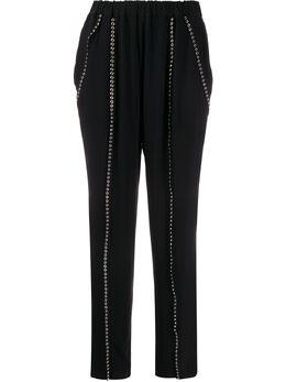 Iro брюки с завышенной талией и люверсами WP23EGINI