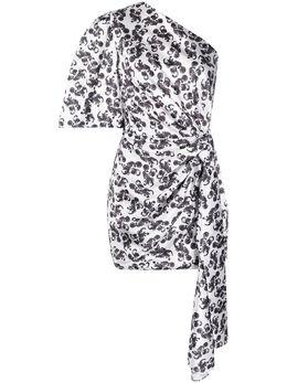 Solace London платье мини Marcie с принтом OS26064A