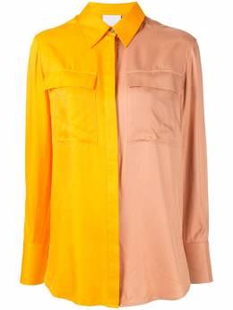 Acler рубашка Goldram в стиле колор-блок AS200129T1