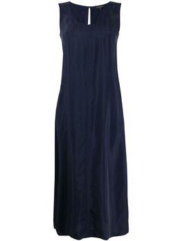 Antonelli платье с U-образным вырезом C6212393B