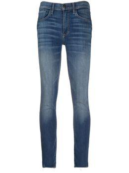 3x1 джинсы скинни с завышенной талией W2XCT0221