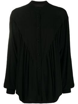 Federica Tosi расклешенная рубашка FTE20CA0030TE0059