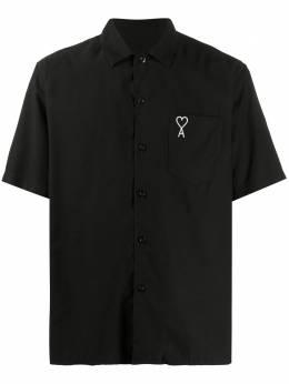Ami Paris рубашка с короткими рукавами и логотипом E20HC200422