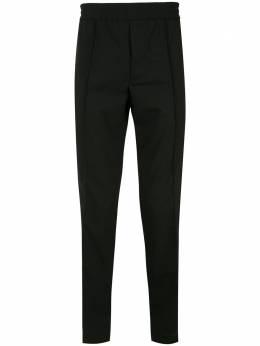 Emporio Armani брюки кроя слим с эластичным поясом 3H1PL61NJWZ