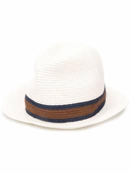 Ermenegildo Zegna соломенная шляпа Z7I21B7Q